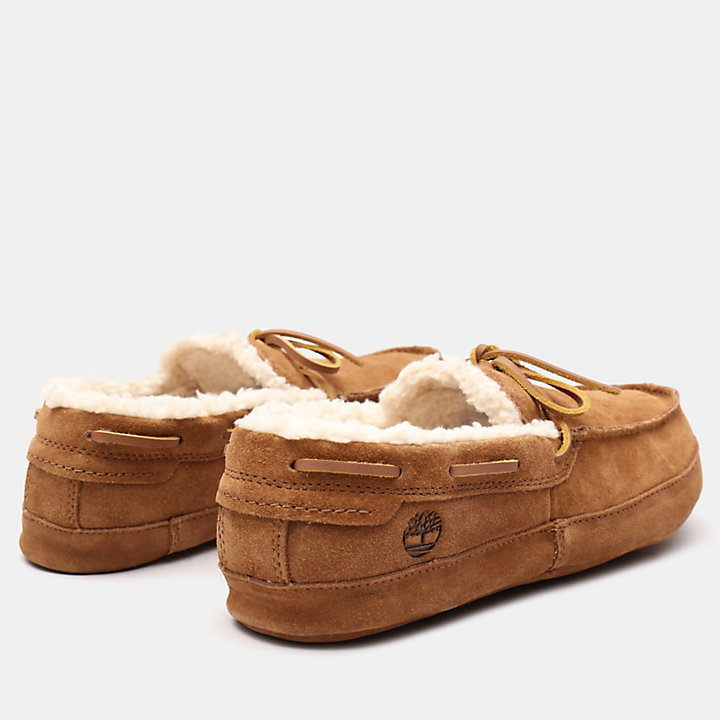 Torrez Slipper for Men in Light Brown-