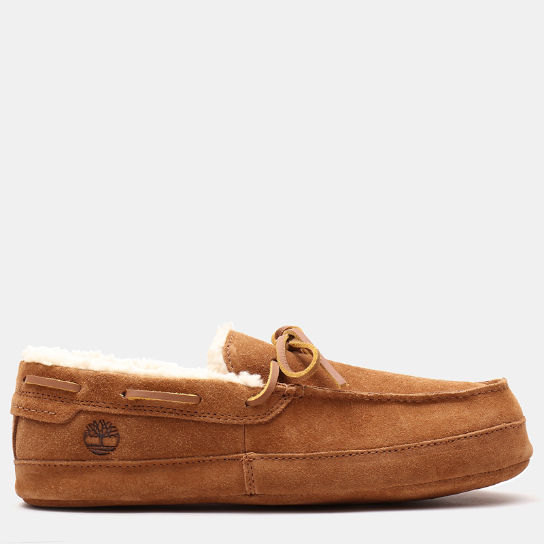 Torrez Slipper for Men in Light Brown | Timberland