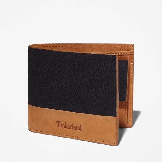Braeburn Wallet for Men in Black | Timberland