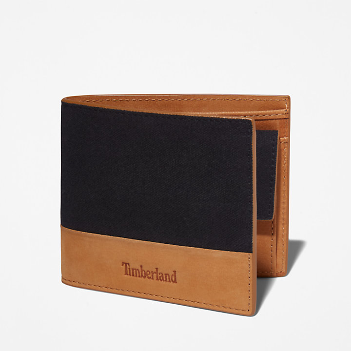 Braeburn Wallet for Men in Black-