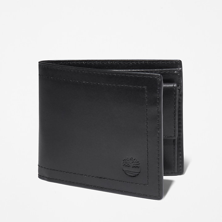 Garwin Wallet for Men in Black-