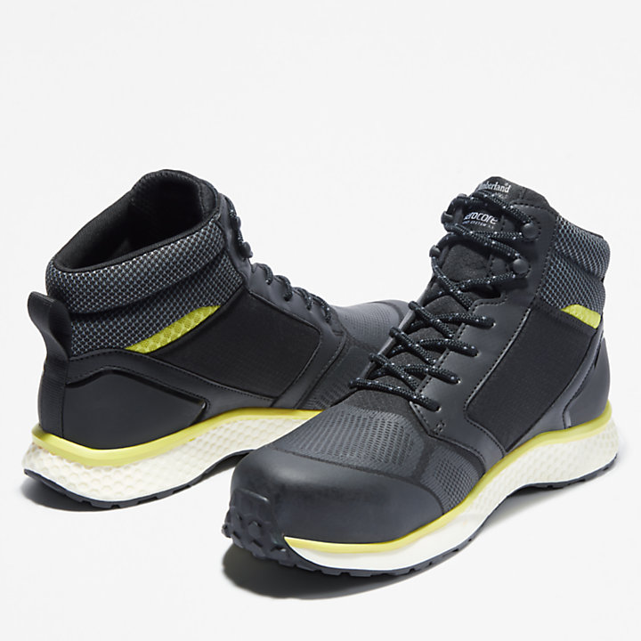 Bota PRO® Reaxion para hombre color negro/amarillo-
