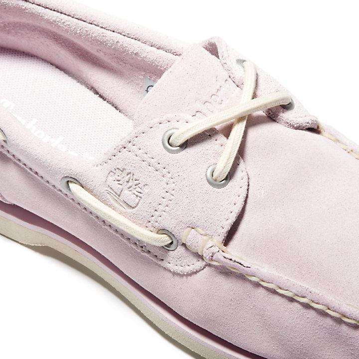 Náutico Clásico para Mujer en rosa-
