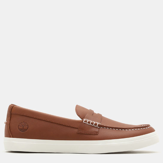 Union Wharf Penny Loafer voor Heren in bruin | Timberland