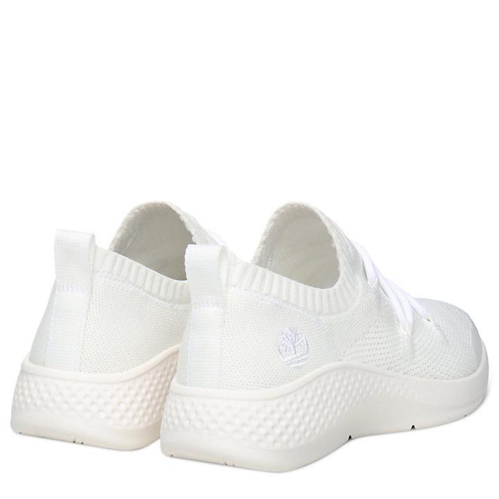 Flyroam Go Sneaker for Women in White-