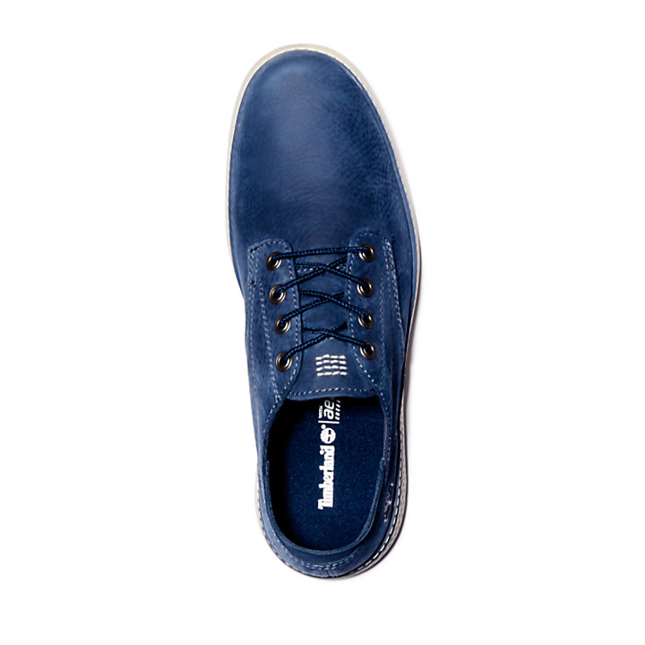 Oxford Cross Mark pour homme en bleu marine-