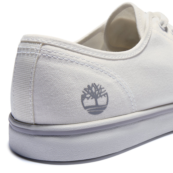 Skape Park Canvas Sneaker voor Heren in wit-