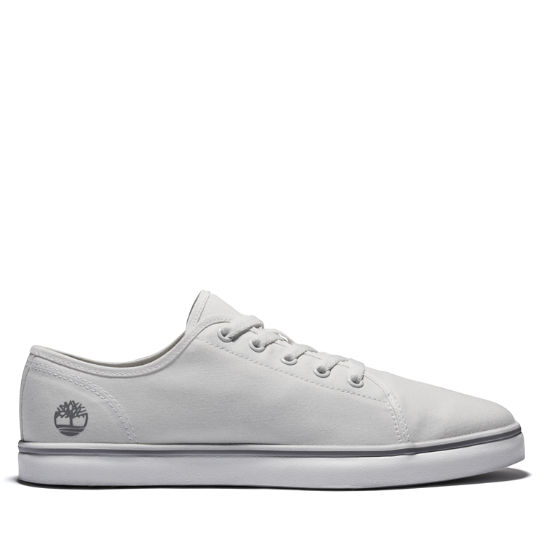 Skape Park Canvas Sneaker voor Heren in wit | Timberland