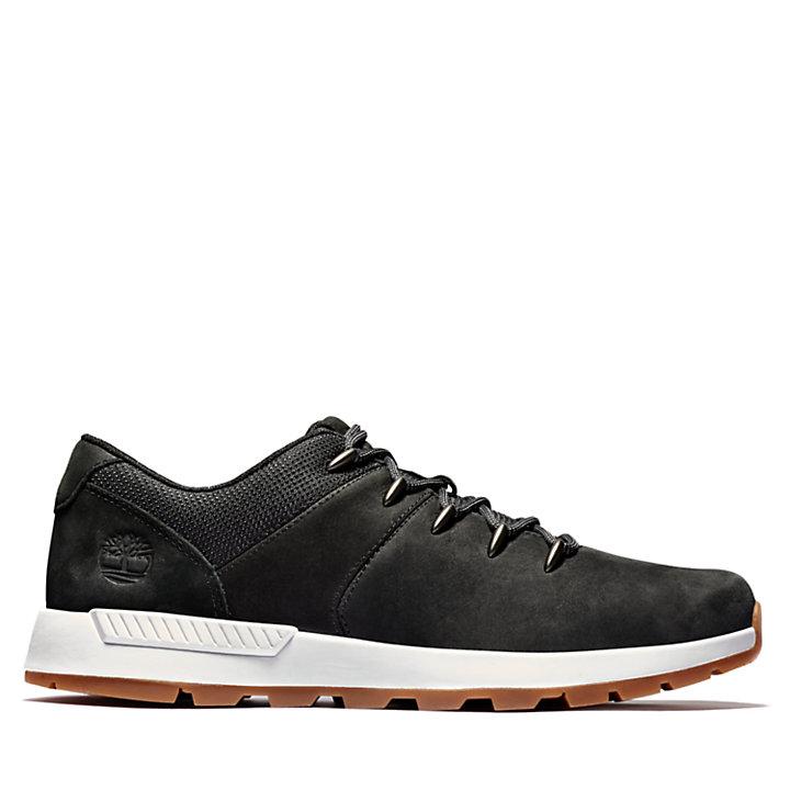 Chaussure de randonnée basse Sprint Trekker pour homme en noir-