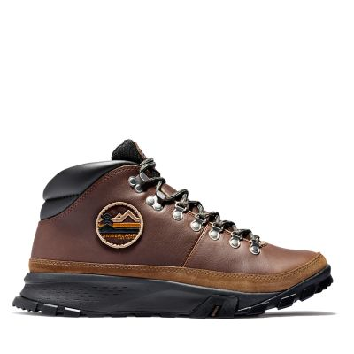 Mills+Falls+Mid+Hiker+for+Men+in+Brown