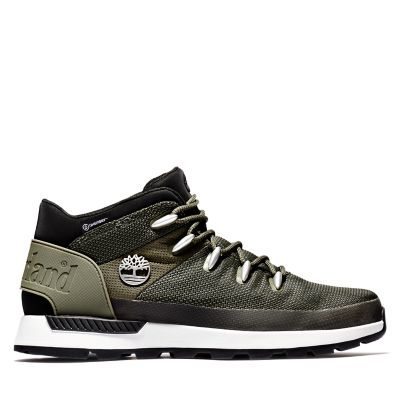 Sprint+Trekker+Mid+Hiker+for+Men+in+Dark+Green