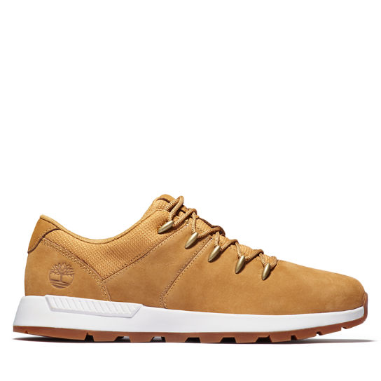 Sprint Trekker Low Hiker for Men in Yellow | Timberland