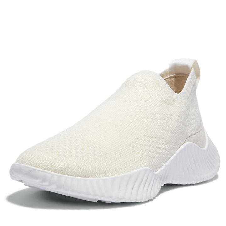 TrueCloud™ EK+ Slip-on Trainer for Women in White-