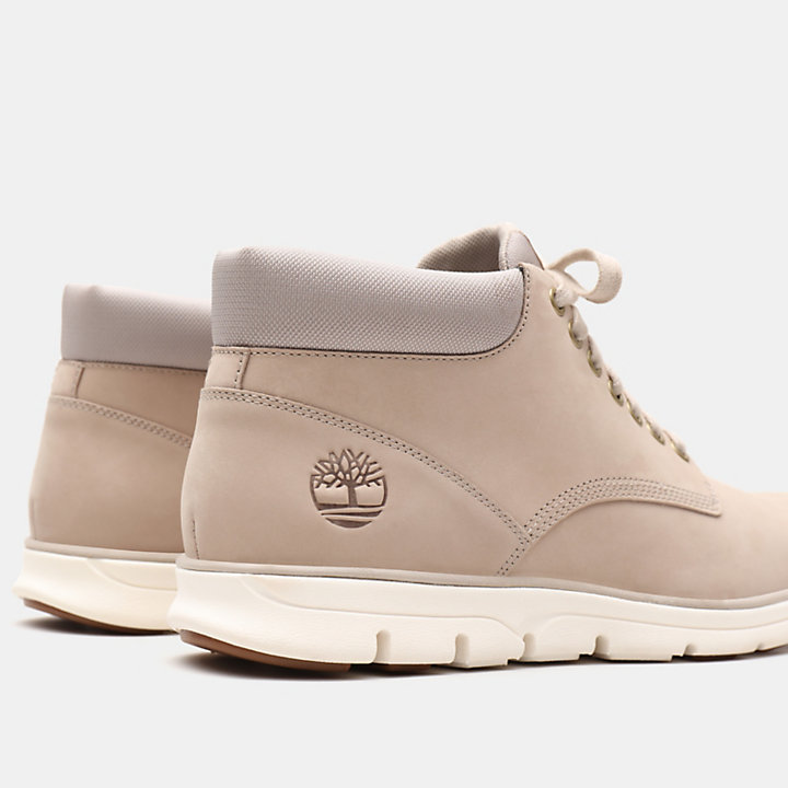 Bradstreet Leather Chukka voor Heren in beige-