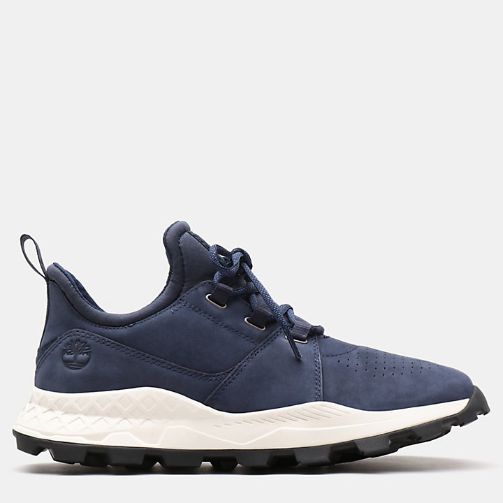 Brooklyn Oxford for Men in Navy-