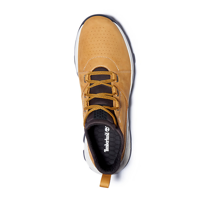 Oxford Brooklyn para Hombre en amarillo-
