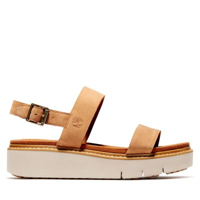 Safari+Dawn+Sandal+for+Women+in+Brown