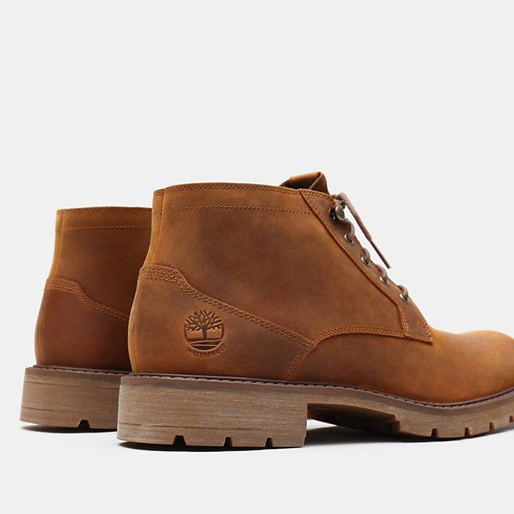 Chukka Elmurst para Hombre en marrón-