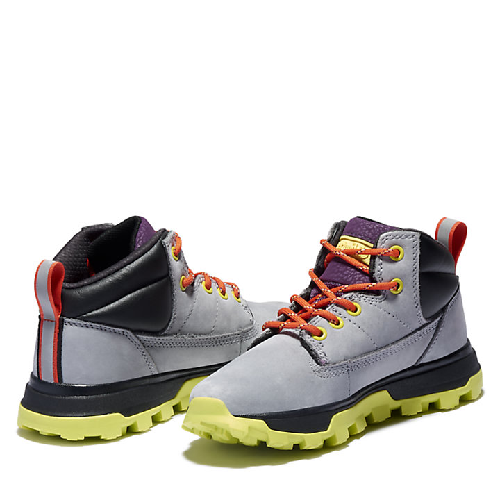 Treeline Mid Hiker for Junior in Grey-