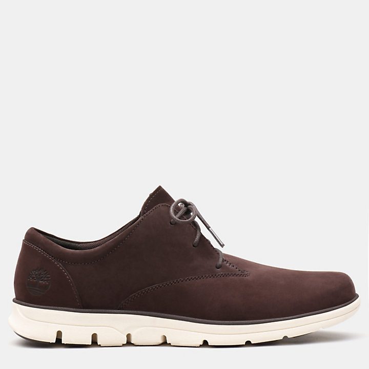 Bradstreet Oxford-Herrenschuhe in Dunkelbraun-