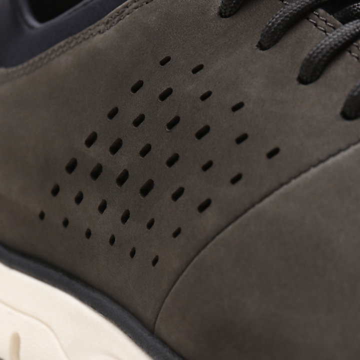 Bradstreet Perforated Oxfords für Herren in Dunkelgrün-