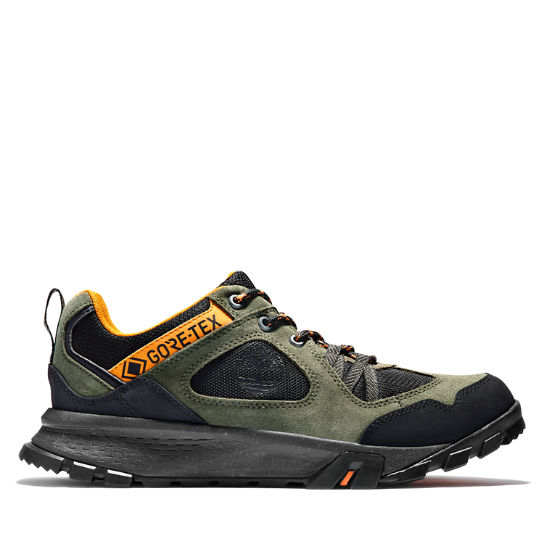 Garrison Trail GORE-TEX® Low Hiker for Men in Dark Green | Timberland