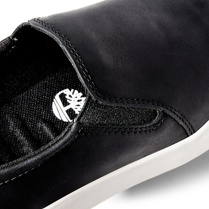 Zapatilla sin Cordones Teya para Mujer en color negro-