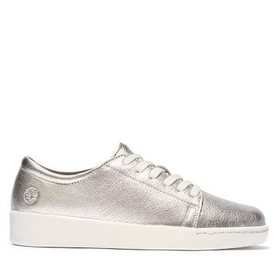 Teya+Oxfordschuh+f%C3%BCr+Damen+in+Silber
