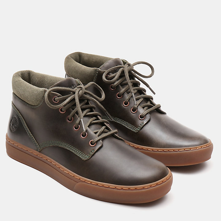 Adventure 2.0 Chukka voor heren in groen-
