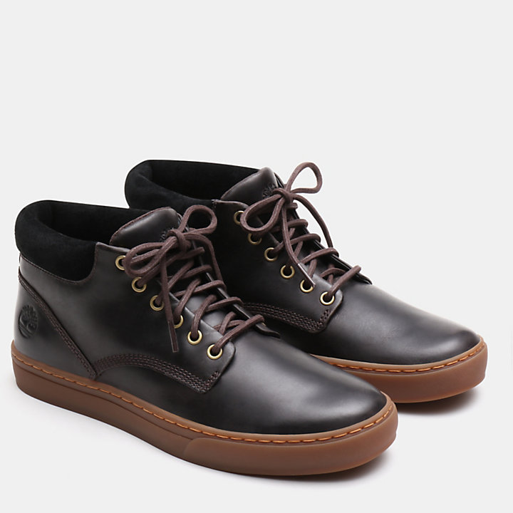 Chukka da Uomo Adventure 2.0 in marrone scuro-