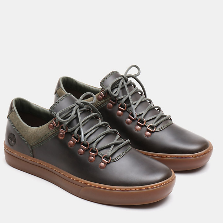 Adventure 2.0 Alpine Oxford for Men in Dark Green-