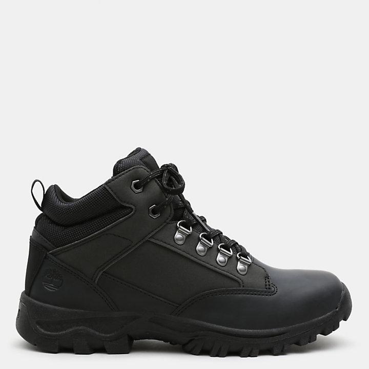 Chaussure de randonnée Keele Ridge junior en noir-