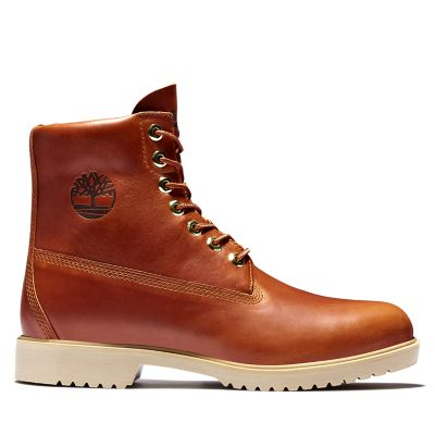 1973+Newman+6+Inch+Boot+for+Men+in+Brown