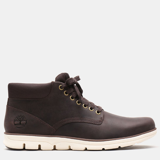 Bradstreet Leather Chukka for Men in Dark Brown | Timberland