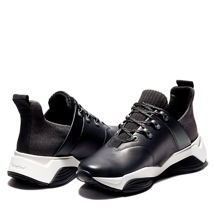 Sneaker da Donna Emerald Bay in colore nero-
