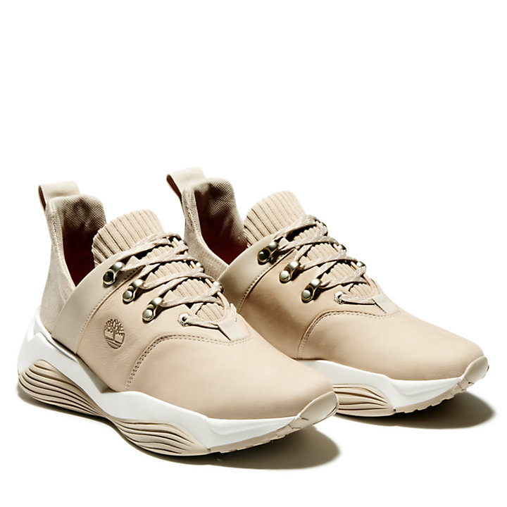 Emerald Bay Sneaker für Damen in Beige-