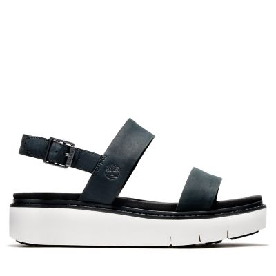 Safari+Dawn+Sandal+for+Women+in+Black