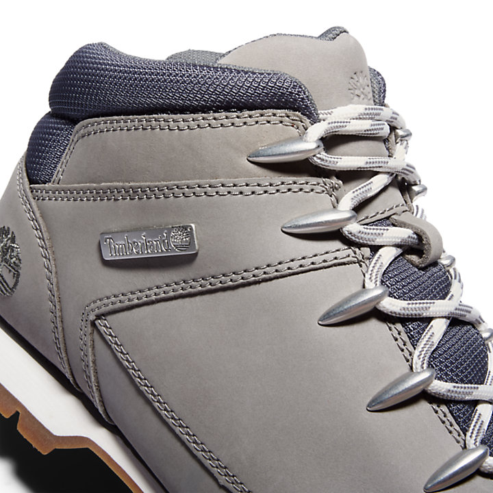 Euro Sprint Mid Hiker for Men in Grey-