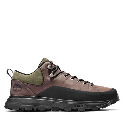 Treeline+Low+Hiker+for+Men+in+Brown