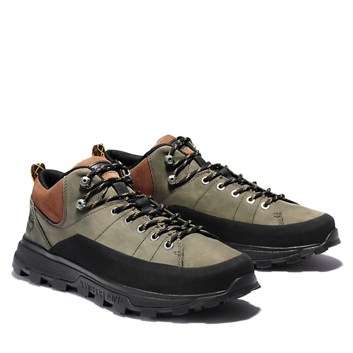 Treeline Low Hiker for Men in Green-