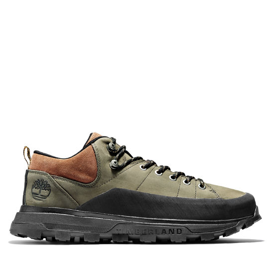 Treeline Low Hiker for Men in Green | Timberland