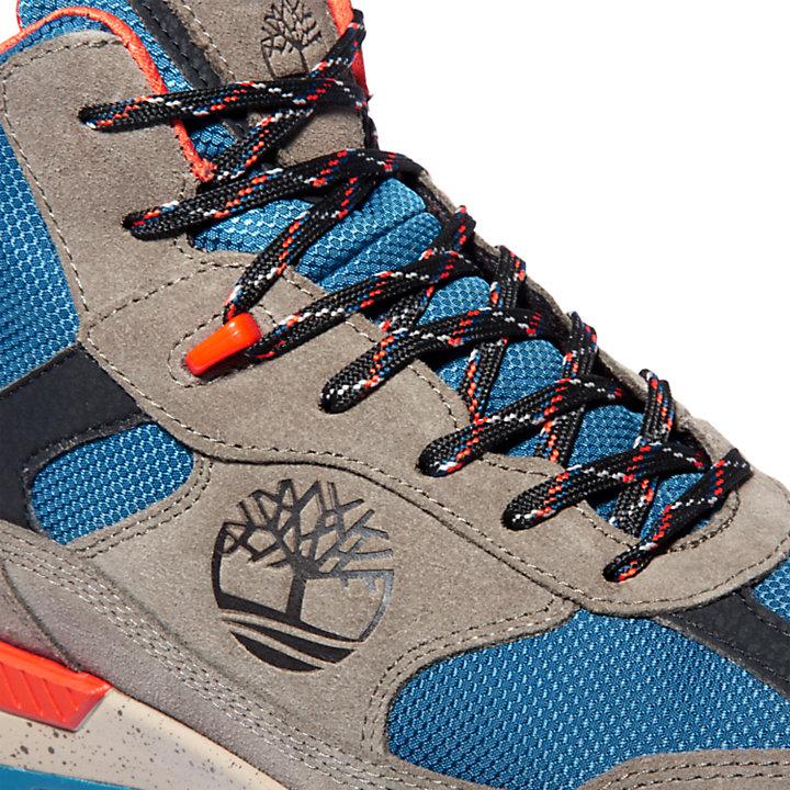 Field Trekker Mid Hiker for Men in Grey-