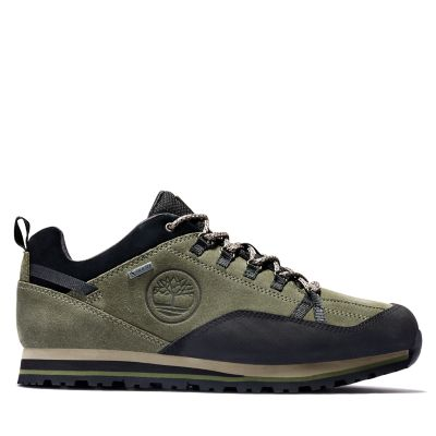 Bartlett+Ridge+Gore-Tex%C2%AE+Hiking+Shoe+for+Men+in+Green