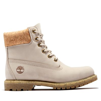 6-inch+Premium+Boot+voor+Dames+in+beige