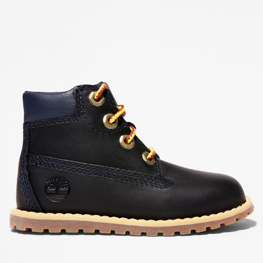 Pokey Pine 6 Inch Boot for Toddler in Navy | Timberland