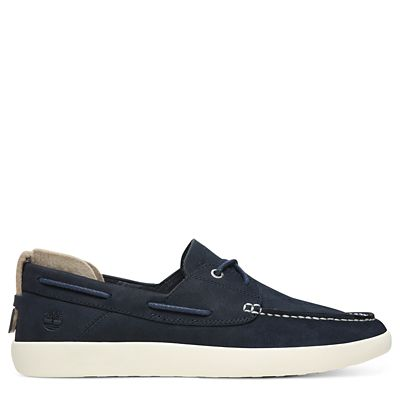 Project+Better+Boat+Shoe+for+Men+in+Navy