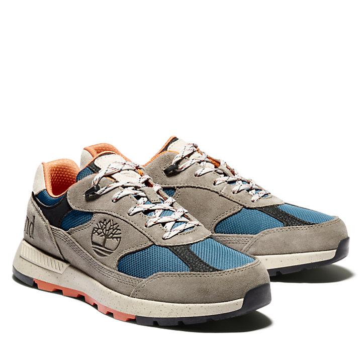 Sneaker da Uomo Field Trekker in grigio-