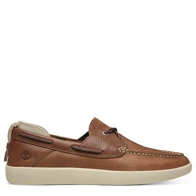 Project+Better+Boat+Shoe+for+Men+in+Brown