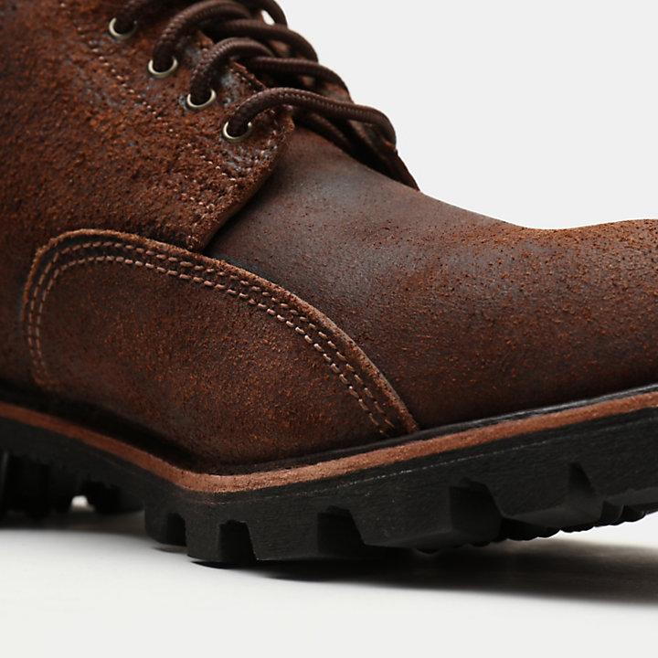 Scarponcino da Uomo American Craft 6 Inch in marrone-