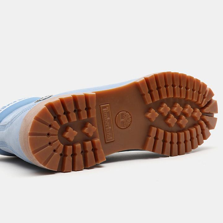 Exclusive 6 Inch Premium Boots für Herren in Hellblau-
